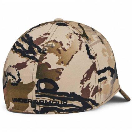 UA Storm Camo Stretch Hat