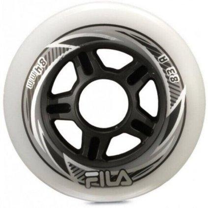 Kolečka Fila Wheels Set White (8ks)