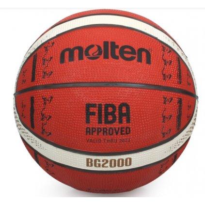 Basketbalový míč MOLTEN BG2000-SOJ 7