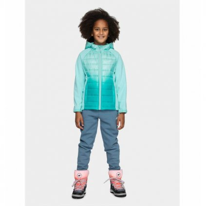 GIRL'S SOFTSHELL JSFD002A