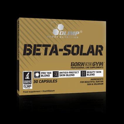Beta Solar, 60 kapslí, Olimp