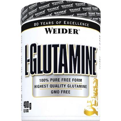 Weider, L-glutamine, 400 g