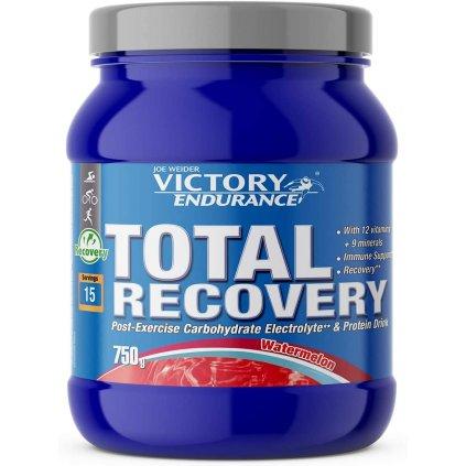 Weider, Total Recovery, potréninkový přípravek, 750 g, Meloun