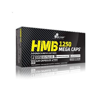 Olimp, HMB mega caps 1250, 120 kapslí