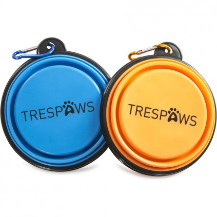 SIPPY - COLLAPSIBLE DOG BOWL SET