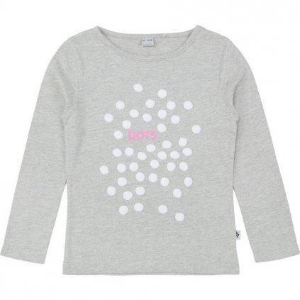 Dětské triko GIRL'S LONGSLEEVE JTSDL100