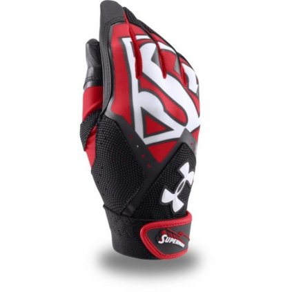 Alter Ego Superman Clean-Up Batting Gloves