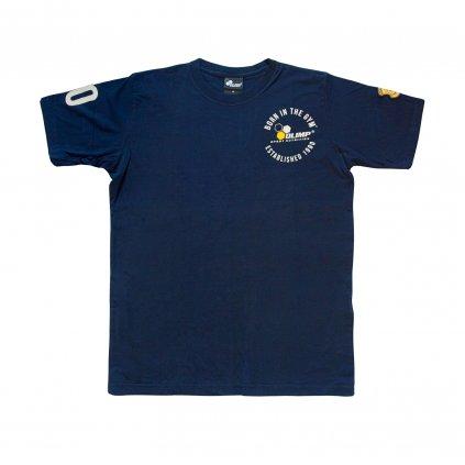 Tričko OLIMP TEAM, tmavě modré, OLIMP, M