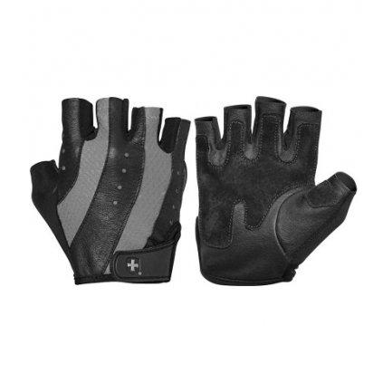 Harbinger Fitness rukavice, Womens Pro 149, šedivé, M