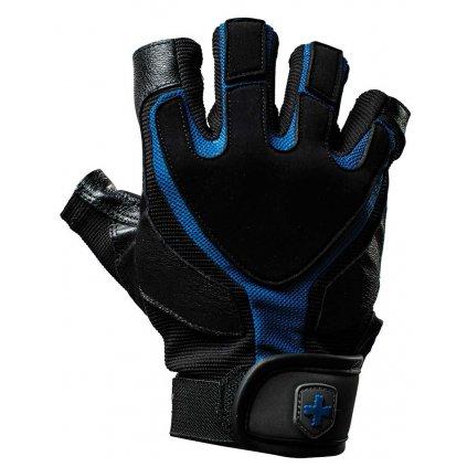 "Harbinger Fitness rukavice, Training Grip 1260, černo-modré, ""M"""