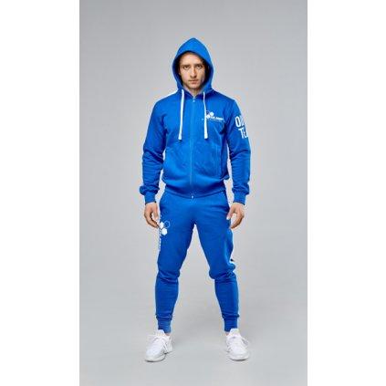 Pánská mikina Olimp Team, modrá, L