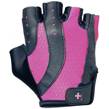 "Fitness rukavice, Womens Pro 149, fialové, Harbinger, ""S"""