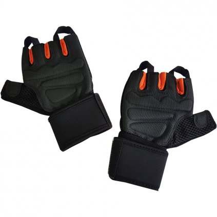 Weight lifting gloves - one pair - size S