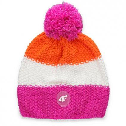 Zimní čepice GIRL'S CAP JCAD003