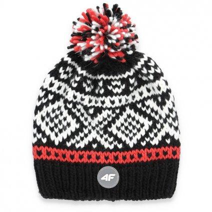 Zimní čepice BOY'S CAP JCAM008