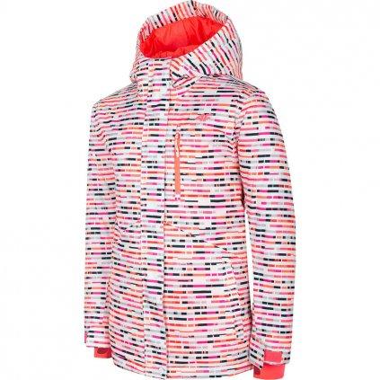Dětská zimní bunda GIRL'S SNOWBOARD JACKET JKUDNS003