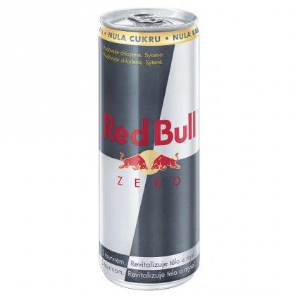 Red Bull Zero, 250 ml
