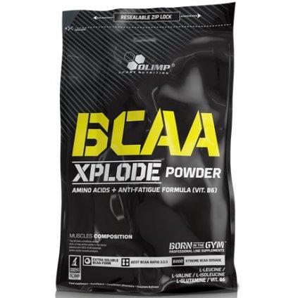 BCAA Xplode, Olimp, 1000 g, Sypká forma BCAA, Ananas