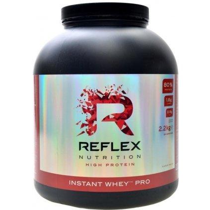 Instant Whey PRO, 2,2kg, Reflex Nutrition, Banán
