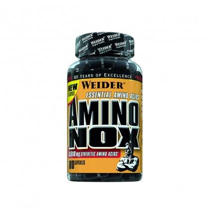 Weider, Amino NOX, 180 tablet, směs esenciálních aminokyselin