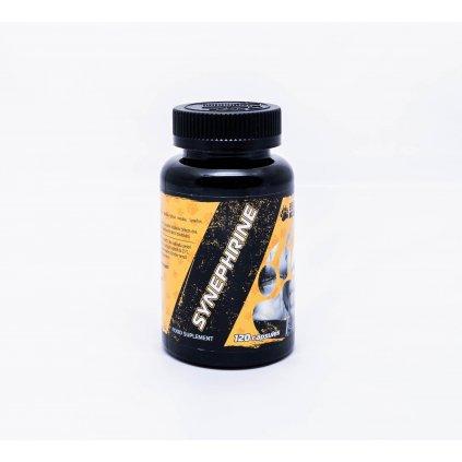 BEAR FOOT Synephrine, termogenní spalovač ,120 kapslí