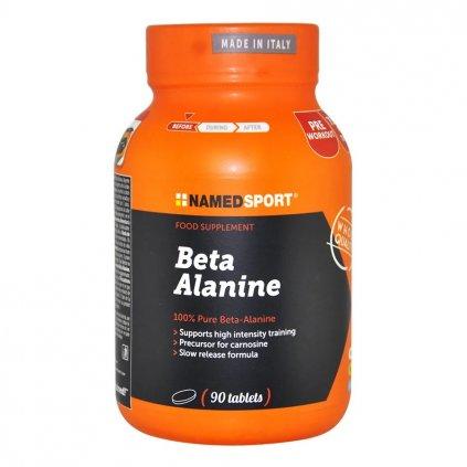 NAMEDSPORT Beta-Alanine, 90 tablet, 100% čistá forma beta-alaninu