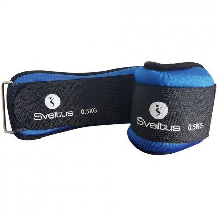 Weighted cuffs 0,5 kg - one pair