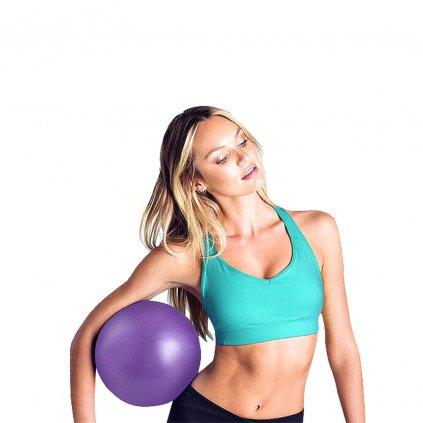 Míč na jógu a pilates - overball, 20 - 25cm