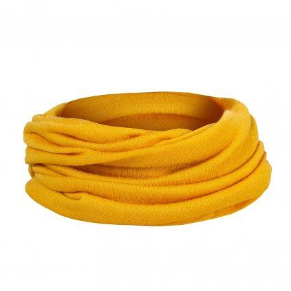 Multifunkční šátek Endura BaaBaa Merino Multitube - Azurová