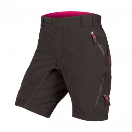Dámské volné kraťasy Endura Hummvee Shorts II s vložkou
