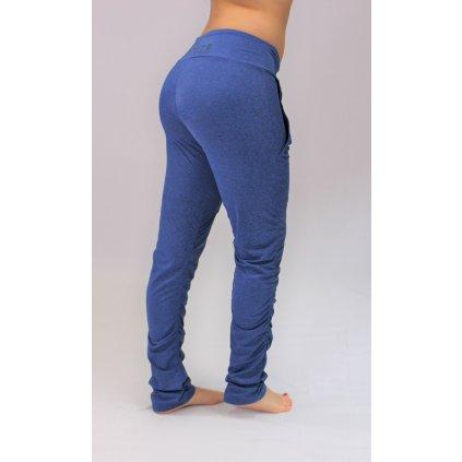 Dámské sportovní kalhoty Neywer NK923 blue/melange