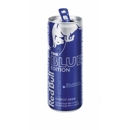 Red Bull energy drink, 250 ml, Edition Blue