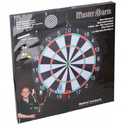 Terč na šipky Master Darts Cabinet 42