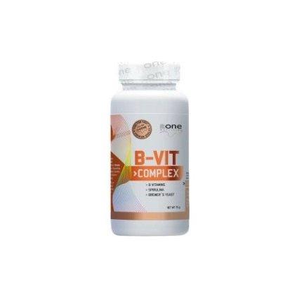 Aone B-VIT Complex, 150 tablet, komplex vitaminů B se spirulinou a pivními kvasinkami