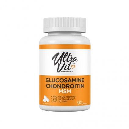 VPLAB Glucosamine Chondroitin MSM 90 tablet, glukosamin s chondroitinem a MSM