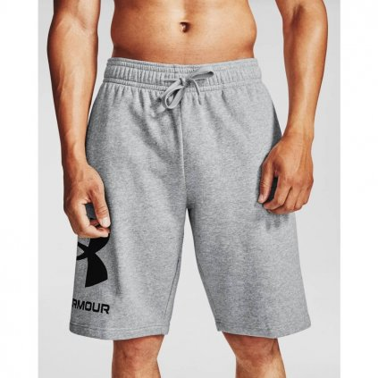 Pánské kraťasy Under Armour Rival FLC Big Logo Shorts