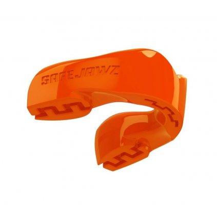 Chránič zubů Safe Jawz Intro Series Fluoro Orange
