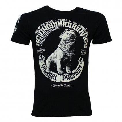 Pánské triko Yakuza Premium T-Shirt, YPS 2509, černé, XL