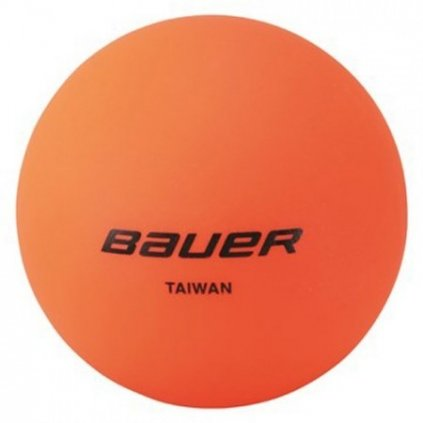 Balónek Bauer Streethockey Ball Warm Orange