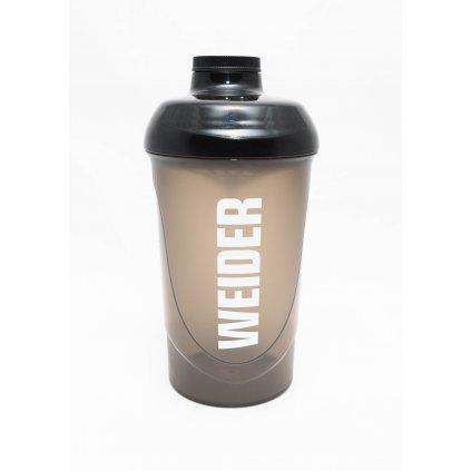 Weider shaker, 600ml, černý
