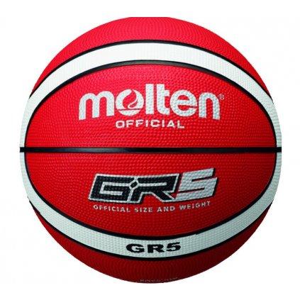 Basketbalový míč MOLTEN BGR5-RW