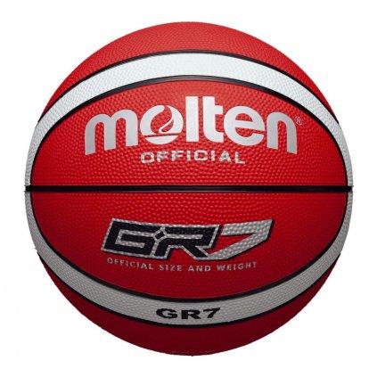 Basketbalový míč MOLTEN BGR7-RW