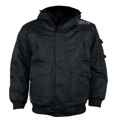 Pánská bunda Yakuza Premium bunda, YPJA 2597, černá, M