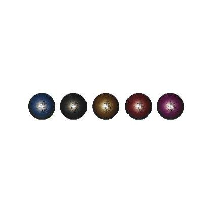 Gymnastický míč G.R.S. zdobený flitrem - průměr 190 mm, hmotnost 4