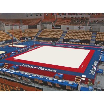 Gymnova Soutěžní gymnastická podlaha 14 x 14m