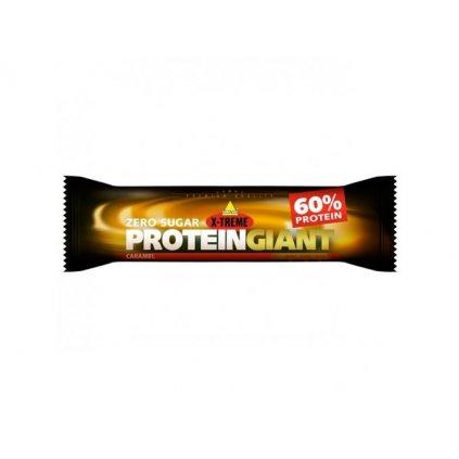 Inkospor Proteinová tyčinka karamel - hmotnost 65g