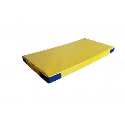 Jipast Žíněnka ultralehká MINI - rozměry 100 x 50 x 6cm, bez suchých zipů