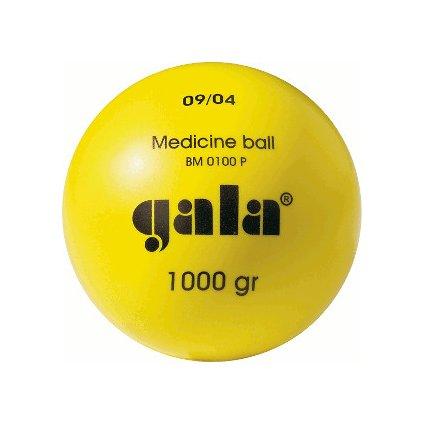 Katalog 2016 Medicinální míč plastový (PVC) hmotnost 1,5kg