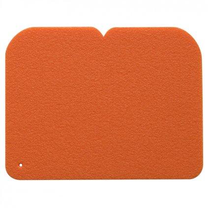 Katalog 2016 Sedátko 1- vrstvé - rozměry 245x190 mm, barva oranžová