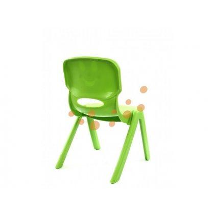 Katalog 2016 Židlička plastová - barva zelená